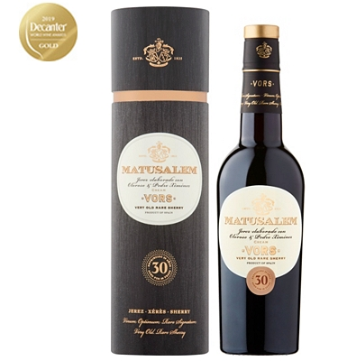 Matusalem 30 Year Old Sherry