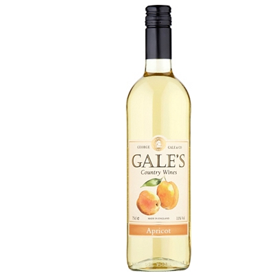 Gale's Apricot Country Wine