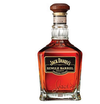 Single Bottle Jack Daniels Single Barrel Whiskey