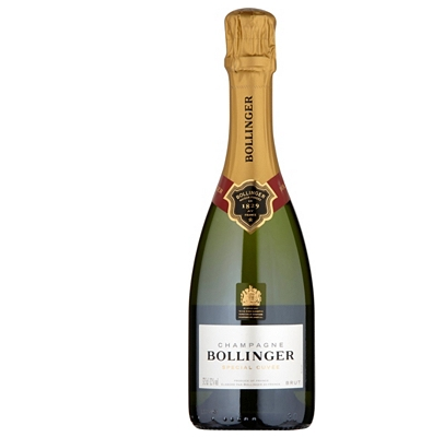 Bollinger Special Cuvee half bottle Wine type - Waitrose Cellar