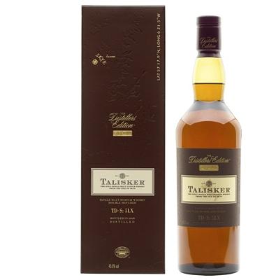 Talisker Distillers Edition Islands Single Malt Whisky