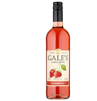 Gale's Strawberry Country Wine