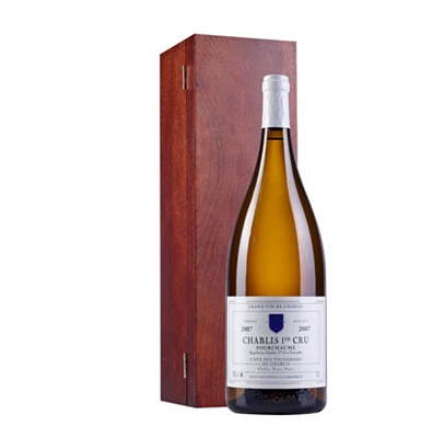 Single Bottle: Chablis Premier Cru Fourchaume Magnum 2008