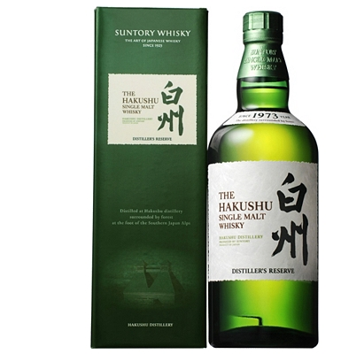 Suntory Hakushu Single Malt