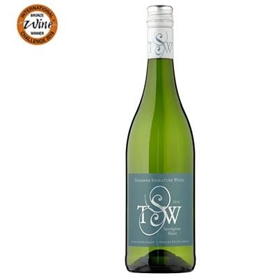 Trizanne Signature Sauvignon Blanc Elim, South Africa 2014