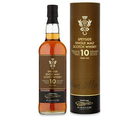 Waitrose 10-Year-Old Speyside