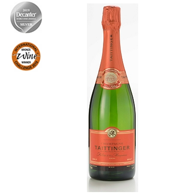 Taittinger Les Folies de Marquetterie Single Vineyard