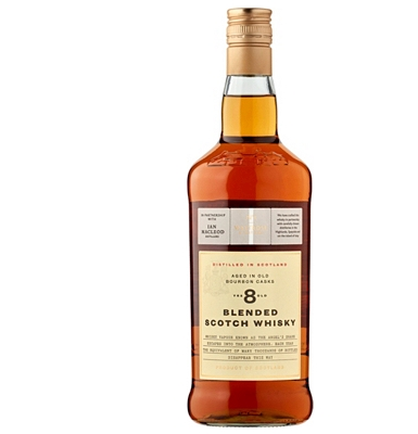 Waitrose 8-Year-Old Blended Scotch Whisky