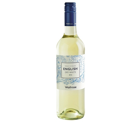 Waitrose English Dry White