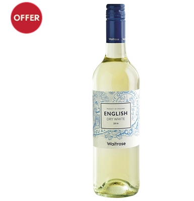 English Dry White Wine - Waitrose Cellar