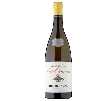 Boschendal Elgin Chardonnay, South Africa 2015