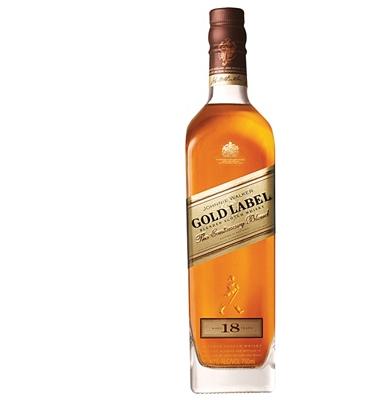 Johnnie Walker Gold Label 18yearold Scotch Whisky