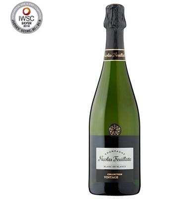 nicolas feuillatte 2008 champagne all wines waitrose cellar. Black Bedroom Furniture Sets. Home Design Ideas
