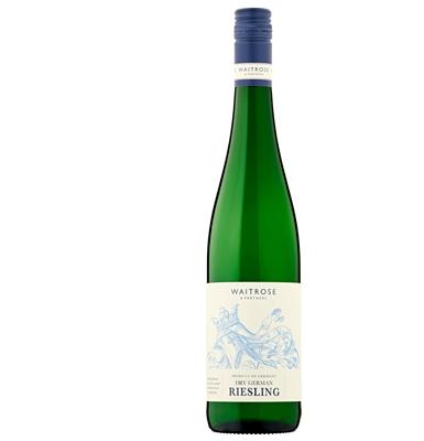 Waitrose Dry German Riesling 2015,Mosel