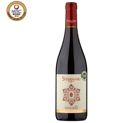 Stemmari Pinot Noir 2013,Sicily
