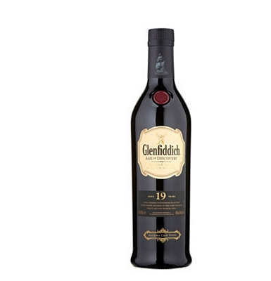 Glenfiddich 19-Year-Old Age of Discovery Speyside Single Malt Whisky
