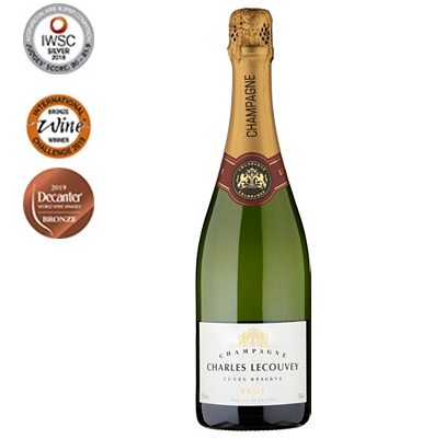Champagne Charles Lecouvey Brut NV