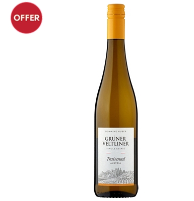 Markus Huber Single Estate Grüner Veltliner 2014