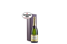 Waitrose Blanc de Blancs Brut NV Single Bottle Gift