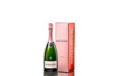 Single Bottle: Bollinger Rosé Brut NV Champagne