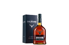 The Dalmore 15 Year Old Whisky Single Bottle Gift