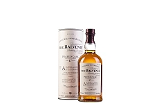 Balvenie 17 Year Old Peated Cask Whisky Single Bottle Gift