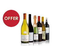 Autumn Wine Selection case of 6