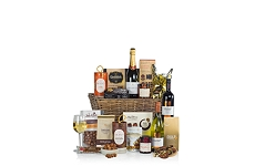 Indulgent Christmas Gift Basket