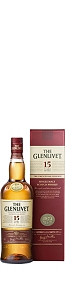 The Glenlivet 15-Year-Old Speyside Single Malt Whisky