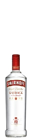 Smirnoff Red Label Vodka 1 Litre