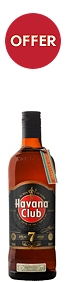 Havana Club Añejo 7-Year-Old Rum