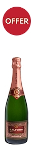 Hush Heath Balfour Brut Rosé
