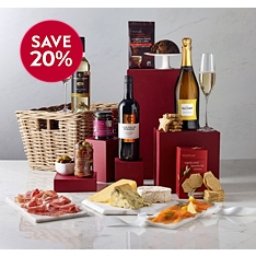 Waitrose Gourmet Christmas Hamper