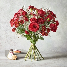 Ultimate Christmas Bouquet Gift Set