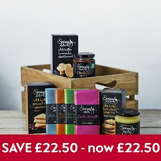 Waitrose Seriously Gift Crate