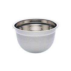 Kitchen Craft stainless steel mixing bowl, 1 litre
