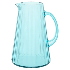 Waitrose vertical ripple jug