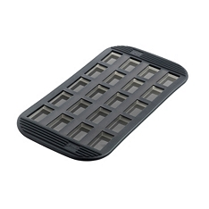 Mastrad silicone mini-financier mould