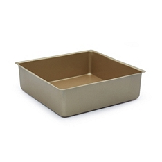 Paul Hollywood Non-Stick Square 25cm Deep Cake Tin