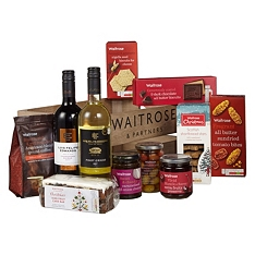 Waitrose Christmas Favourites Crate