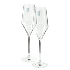 Kahla Purity Champagne flutes, set of 2