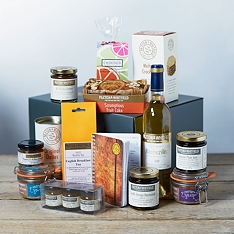 Paxton & Whitfield Discovery Hamper