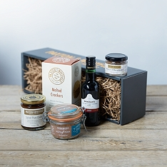 Paxton & Whitfield Luxury Supper Gift