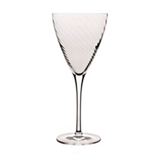 Luigi Bormioli Hypnos white wine glasses, set of 4