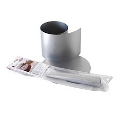 Delia Online base & wall tin liner, 18cm