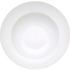Waitrose Chef's White rimmed cereal bowl