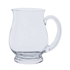 Dartington Glass Tankards maltings glass, 1 pint