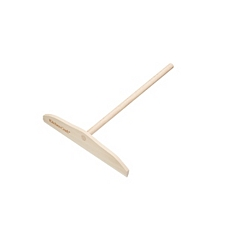 Kitchen Craft beechwood crêpe spreader