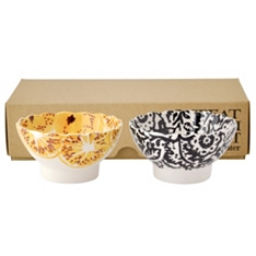 Emma Bridgewater Toast & Marmalade bowls, set of 2