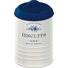 National Trust country kitchen biscuit barrel